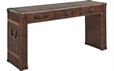 Slab Console table