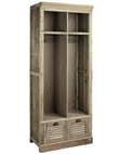 Elmwood Open Clothing Cabinet